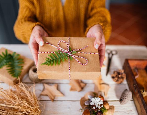 Cadeaux éco-responsables pour homme et femme